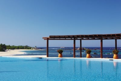 "Four Seasons ""Nuna"" pool at Punta Mita, Mexico"