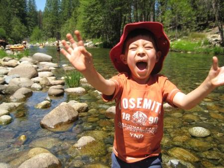 5 Yosemite Kid-Sized Adventures