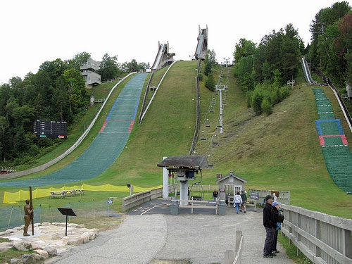 Adirondack Olympic Center Jumping Complex