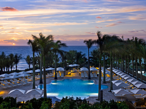St. Regis Bal Harbour Tranquility Pool ~ Best Hotel Pools for Adults