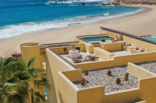 Secrets Marquis Los Cabos rooftop pools ~ 10 Best Hotel Pools for Adults