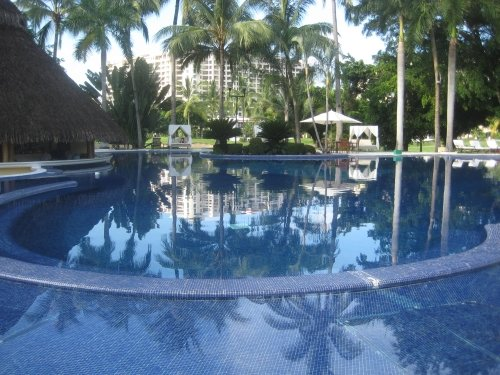 Casa Velas Hotel pool ~ 10 Best Hotel Pools for Adults