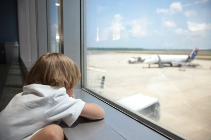 Flying Standby with Kids