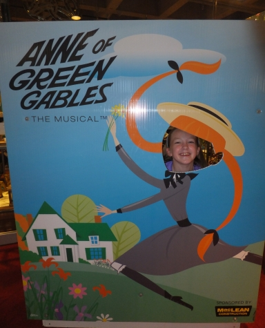 Anne of Green Gables musical on Prince Edward Island