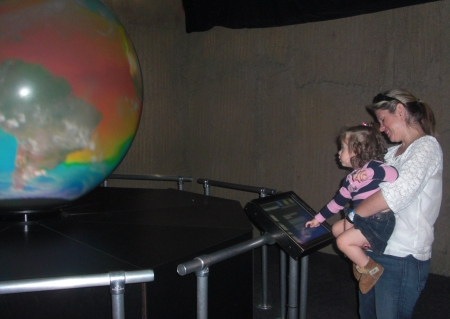 Arizona Science Center exhibit