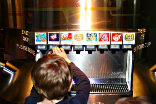 The World of Coca-Cola in Atlanta, Georgia