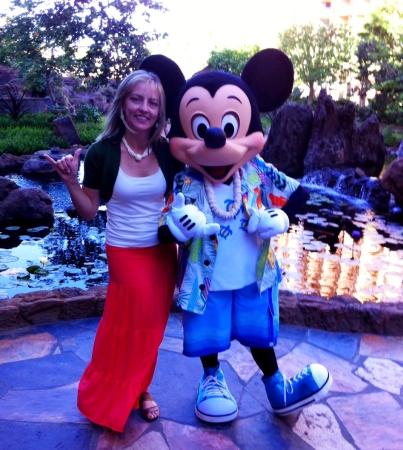 Disney's Aulani Resort Character Breakfast