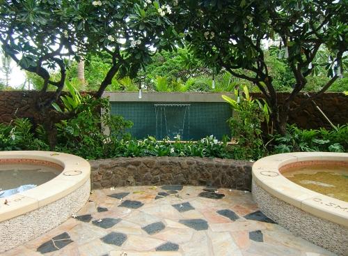 Kula Wai Hydrotherapy Garden at Laniwai Spa - Disney's Aulani Resort