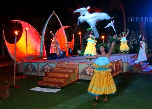 Disney's Aulani Resort Starlit Hui