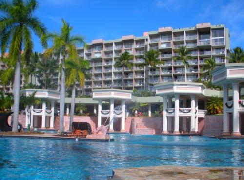Kauai Marriott Pool