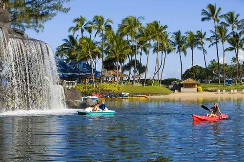 Hilton Waikoloa Village Hawaii