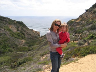 Torrey Pines Nature Reserve hike
