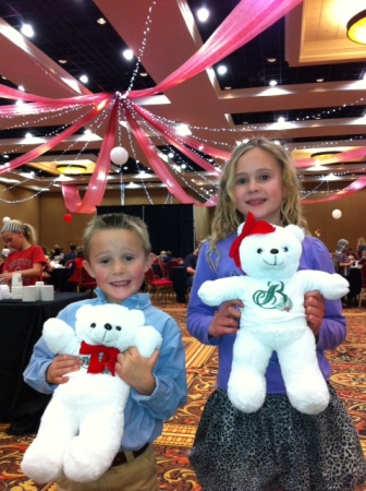 The Broadmoor is a winter wonderland of family fun