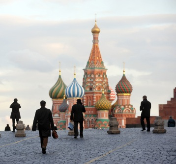 St. Basil's Cathedral, Moscow's Red Square