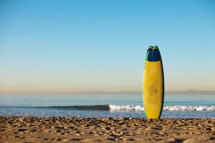Surf Board, Huntington Beach
