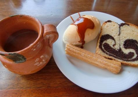 Casa Magna Cancun breakfast buffet