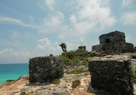 Mayan Ruins at Tulum