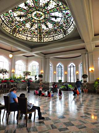 Casa Loma's Conservatory