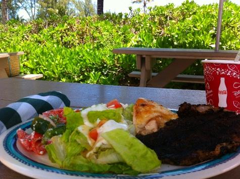 Disney's Castaway Cay BBQ