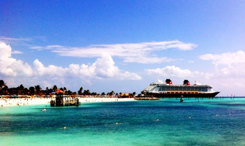 Disney's Fantasy at Castaway Cay