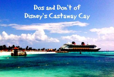 Disney's Fantasy at Castaway Cay