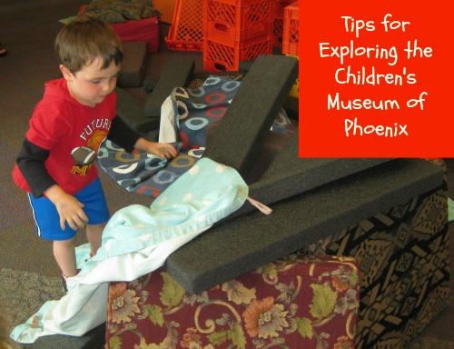 Tips for Exploring the Children's Museum of Phoenix - Building Big