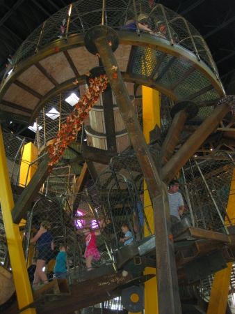 Tips for Exploring the Children's Museum of Phoenix - The Schuff-Perini Climber