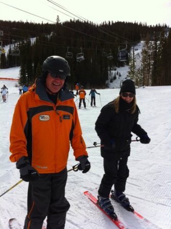 Skiing at Keystone Resort