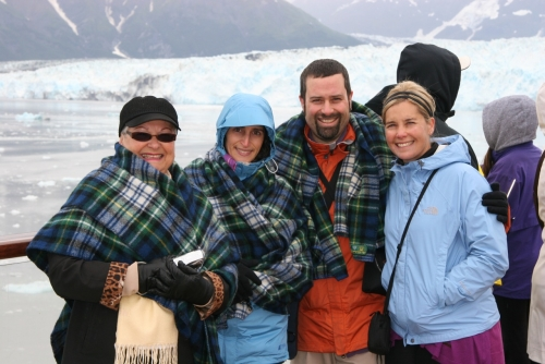 Alaskan multigenerational cruise