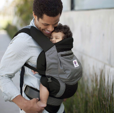 Ergo baby carrier for men
