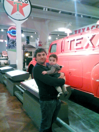 Detroit with Kids: Henry Ford Museum