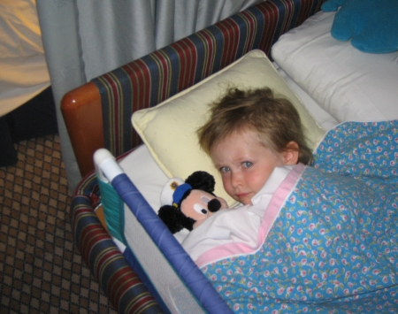 disney magic's bunk beds