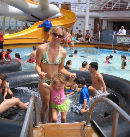 disney cruise toddler pool