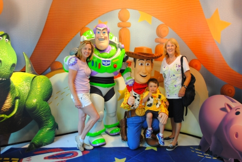 Toy Story characters, Disney Hollywood Studios - Tips for Touring Disney's Hollywood Studios with Young Children