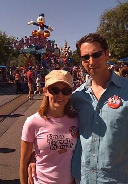 Romance at Disneyland