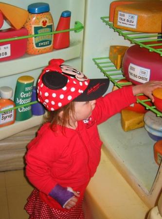 Minnie's House Disneyland
