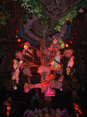 The Enchanted Tiki Room Disneyland