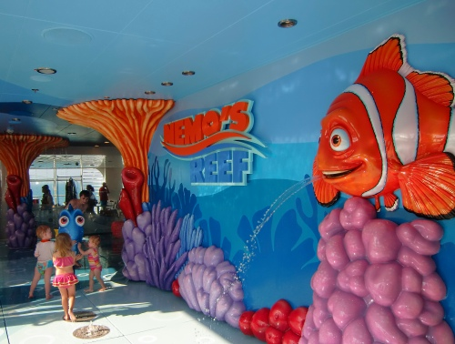 Nemos Reef Disney Dream With Babies Toddlers And Children