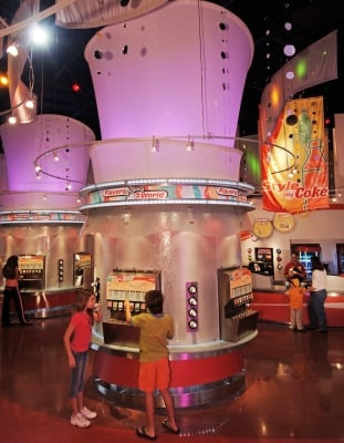 Free refreshments and fun at Club Cool - Epcot