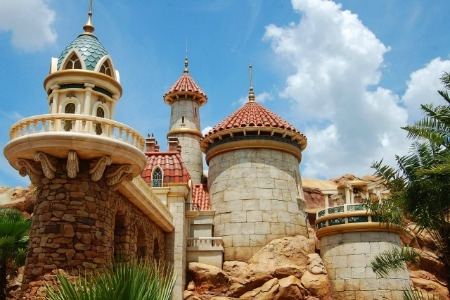 Prince Eric's Castle, New Fantasyland