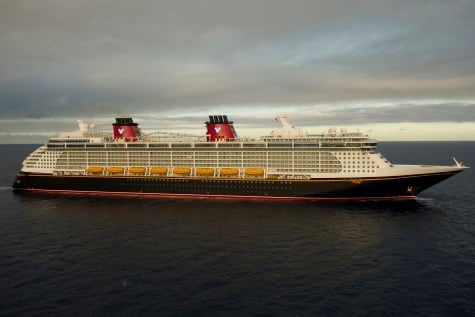 Disney Fantasy ship