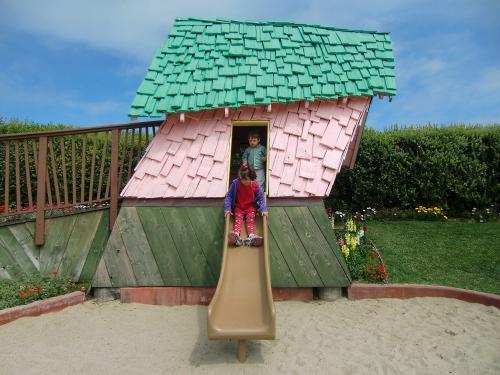 Santa's Playground at Carlsbad Flower Fields