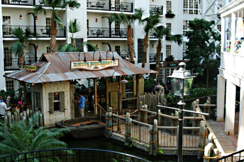 Gaylord Opryland Hotel Riverboat