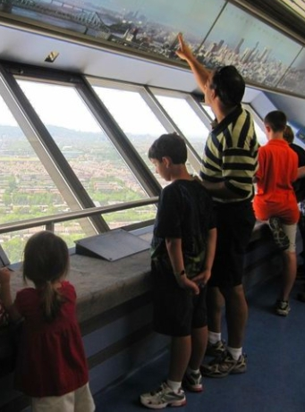 world's tallest inclined tower