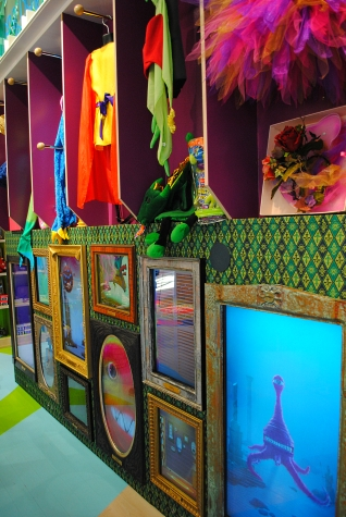 JouJou toy store at Grand America