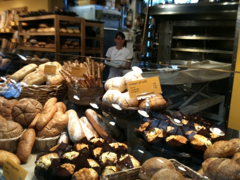 Granville Island Terra Breads