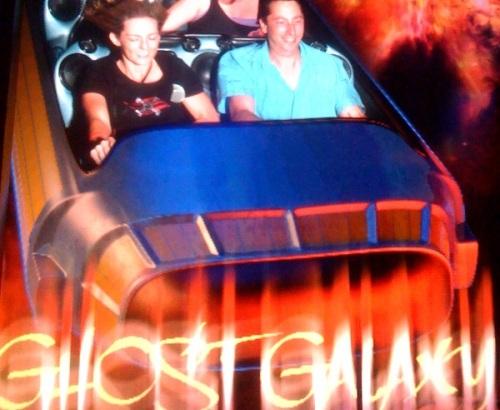 Disneyland's Ghost Galaxy - Halloween at Disneyland