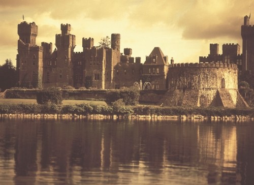Harry Potter's Hogwarts Halloween in Ireland