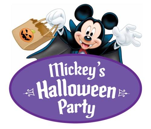 Mickey's Halloween Party - Halloween at Disneyland