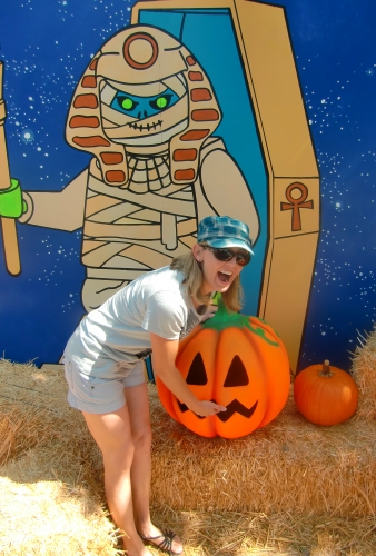 Halloween Decorations at Legoland California ~ Legoland California Halloween Activities Your Family Will Love